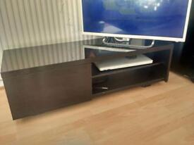 TV unit - black