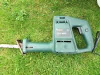 Garage clearance power tools electric saw
