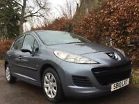 PEUGEOT 207 1.4 HDI ** £30 YEAR ROAD TAX** NEW CLUTCH** NEW SHAPE** DIESEL**