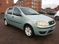 Fiat Punto 1.2 Active, Manual, 12 Months MOT, Genuine Low Mileage. Drives Excellently