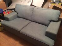 DFS 3 + 2 seater sofa