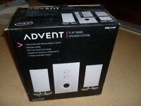 Advent Flat Panel Speaker System
