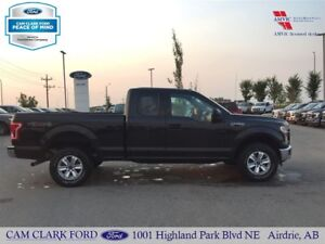 2015 Ford F-150 XLT SuperCab V8 4WD