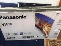 Panasonic VIERA TX-55CR730B 55 inch Ultra HD 4K 1000Hz CURVED LED LCD SMART TV :