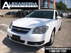 2010 Chevrolet Cobalt LT2 78km sunroof
