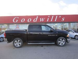 2012 Dodge Ram 1500 SLT! CREW CAB! CLEAN CARPROOF!