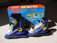 Fisher Price inline roller Skates