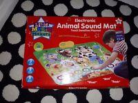 musical sound mat