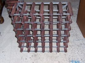 Wine rack (2 available) at Cambridge Re-Use (cambridge reuse)