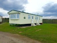 Private sale excellent price caravan on the east coast of Yorkshire near Bridlington, Hornsea area