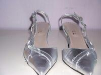 Ravel kitten heel shoes, size 6