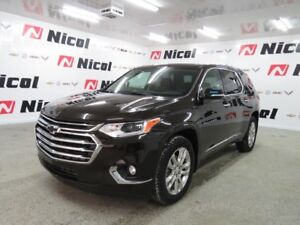 2018 CHEVROLET TRAVERSE 3.6L AWD HIGH COUNTRY (2LZ)