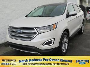 2016 Ford Edge Titanium Nav. Moonroof.