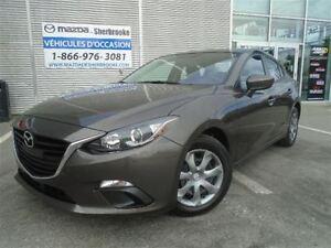 2014 Mazda MAZDA3 14000KM BLUETOOTH AUTOMATIQUE CLIMATISEUR