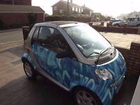 Smart Pulse RHD Cabriolet