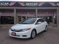 2012 Honda Civic EX AUT0 A/C SUNROOF ONLY 101K