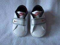 Nike crib shoes
