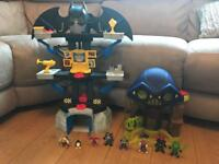 Imaginext Batman sets and figures