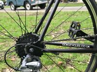 Special Offer GOKU cycles ALLOY / STEEL Frame Single speed road bike TRACK fixed gear bike WW1