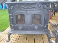 Used Country Kiln Woodmaster 2 multi-fuel stove