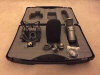 Red5 Audio RV6 Large Diaphragm Condenser Microphone