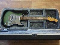 Fender '62 Reissue Fotoflame Stratocaster