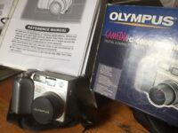 Olympus C-400 Zoom Digital Compact Camera