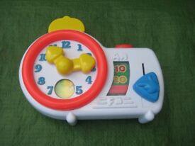 Disney Toy Radio Activity Centre