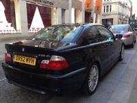 BMW 330 CI M SPORT COUPE PETROL AUTO