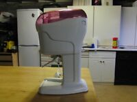 Indulgence Ice Cream Maker by Mistral Model MISS10
