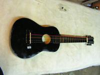 1/2 size guitar