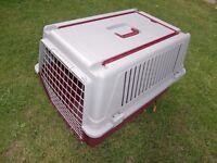 Firplast atlas 40 pet carrier - cat carrier - medium dog carrier