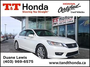 2014 Honda Accord Touring *Leather, Navi, Back-Up Cam*