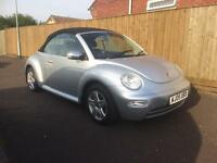 VW Beetle - Convertible 2005 (Full Service History)