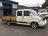 Volkswagen Transporter Doka Crewcab Custom Pick Up Double Cab
