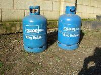 Gas bottle, Calor gas. 15KG.