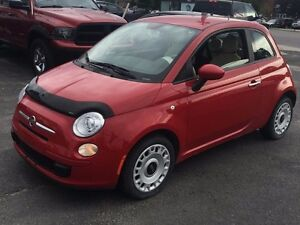 2012 Fiat 500 SAFETY & E-TESTED - NO ACCIDENT