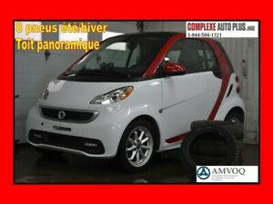 2016 Smart fortwo electric drive Passion *Toit panoramique, Fogs