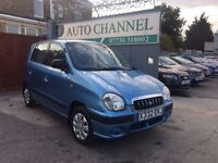 Hyundai Amica 1.0 Si 5dr£1,995 p/x welcome NEW MOT, EXTREMELY LOW MILES!