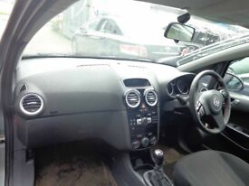 corsa d 2006 2014 airbag kit complete