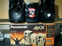 Panasonic hi fi