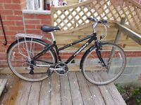 Ridgeback Comet Hybrid Unisex Cycle in good condition (alloy frame)