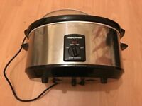 Nearly New Slow Cooker For Sale
