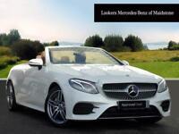 Mercedes-Benz E Class E 400 4MATIC AMG LINE PREMIUM PLUS 2017-11-07