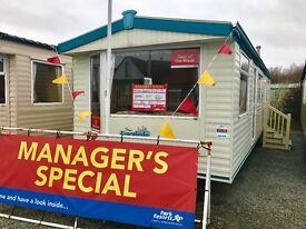 Static Caravan For Sale 2017 Site Fees Included SeaViews 12Mth Park Ocean Edge Morecambe NorthWest