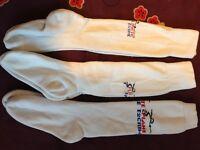 Fencing socks x 3 pairs