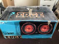 Edge Twin Subwoofer