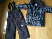Xmtn boy snow suit