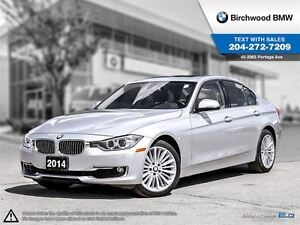 2014 BMW 3 Series 328i xDrive Premium Executive Packages! Local!