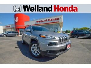 2017 Jeep Cherokee North | 4X4 | ONE OWNER | LOW KMS